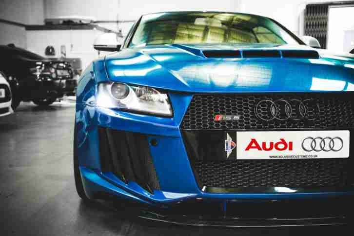 Audi 2009 A5 2 7tdi Coupe Modified Wide Bodykit Rs5 Rs4
