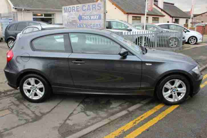 2008 BMW 116 1.6I SE 3 DOOR + 6 MONTHS WARRANTY