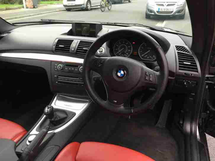 2008 BMW 135i Coupe M Sport, Manual