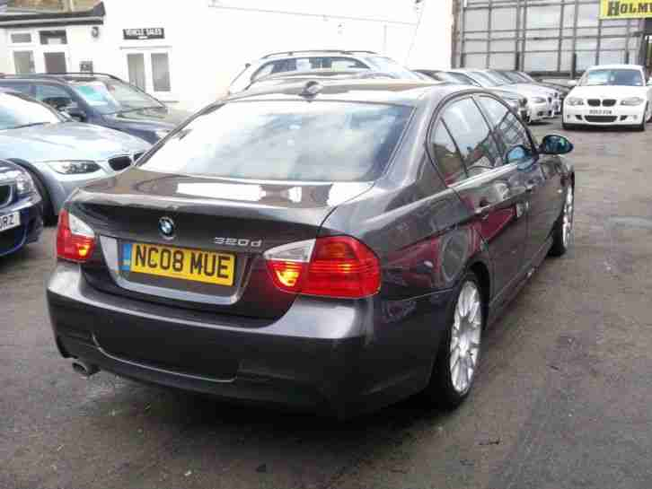 2008 BMW 3 SERIES 320d Edition M Sport