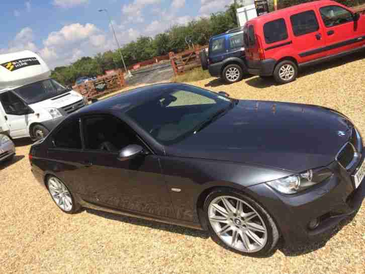 2008 BMW 3 Series 325d M SPORT 2DR AUTO FSH EXCELLENT CONDITION LOTS OF EXTRA...