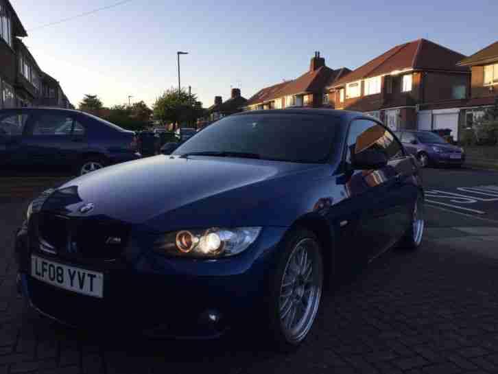 BMW I M SPORT BLUE Car For Sale - 2008 bmw 325