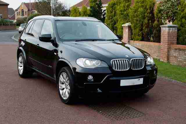 bmw 2008 x5 3 0sd m sport 5s auto black car for sale. Black Bedroom Furniture Sets. Home Design Ideas