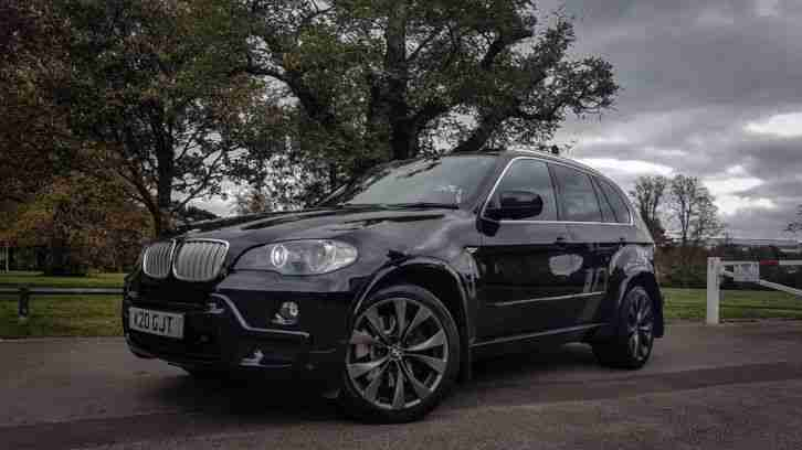 2008 BMW X5 3.0SD M Sport 288BHP 138K miles FSH HIGHEST SPECS AVAILABLE