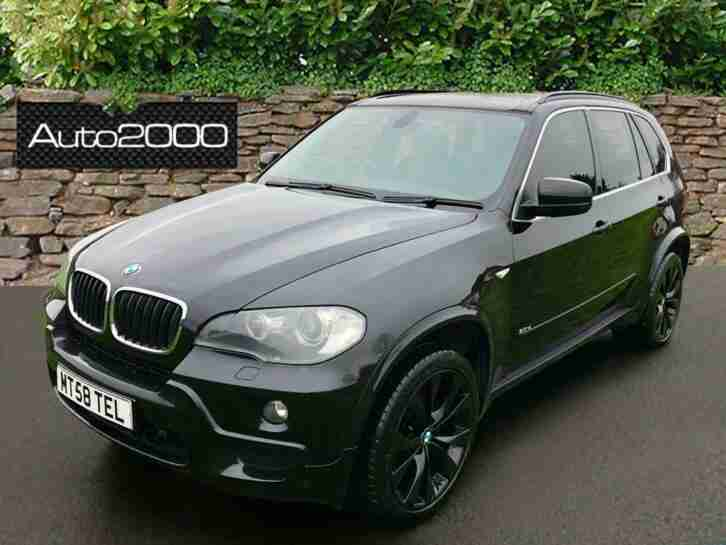 BMW X5. BMW car from United Kingdom