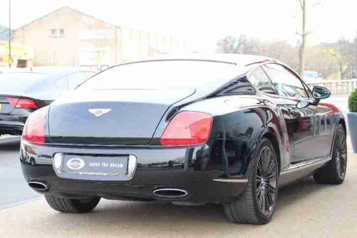 2008 Bentley Continental 6.0 Speed GT 2dr