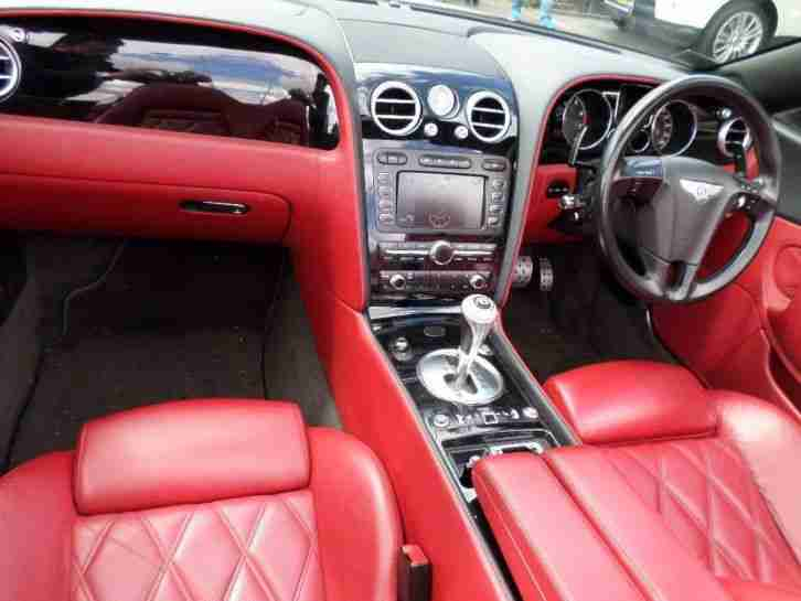 2008 Bentley Continental 6.0 W12 GTC 2dr 4WD