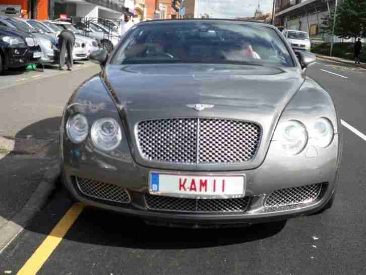 2008 Continental 6.0 W12 GTC 2dr 4WD
