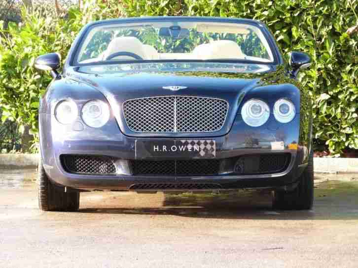 2008 Continental GTC Mulliner W12
