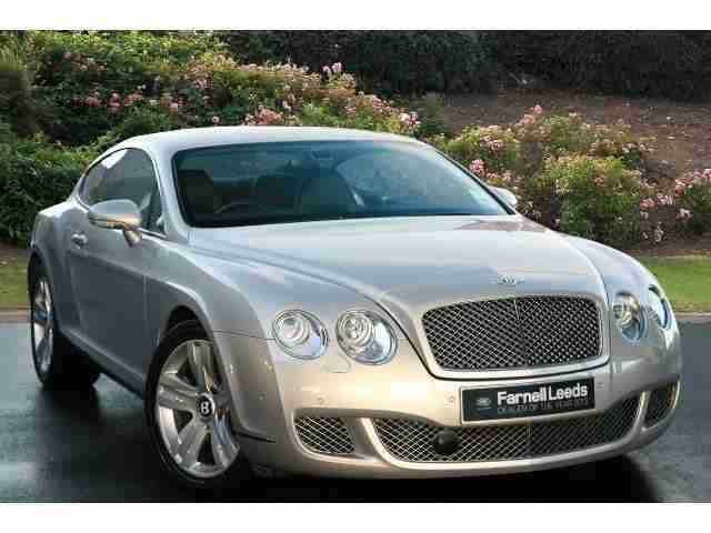 2008 Bentley Continental Gt 6.0 W12 2Dr Auto Petrol Coupe