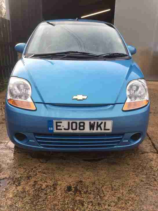 CHEVROLET MATIZ. Other car from United Kingdom