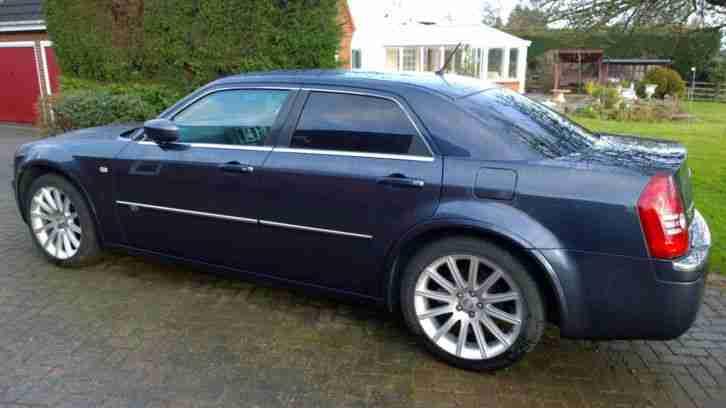 chrysler 2008 300c srt design auto blue car for sale. Black Bedroom Furniture Sets. Home Design Ideas