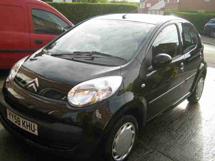 2008 CITROEN C1 RHYTHM 1.0 5 DOOR