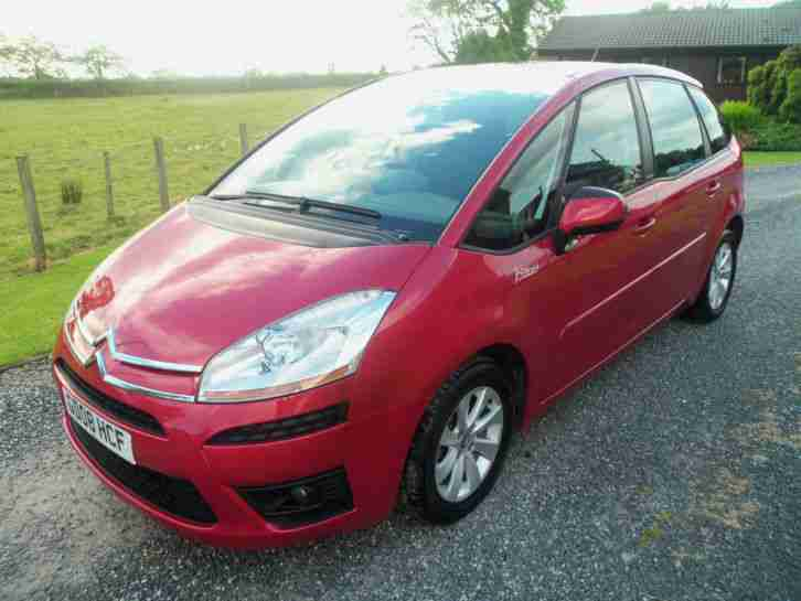 2008 C4 PICASSO VTR + 1.6 HDI DIESEL