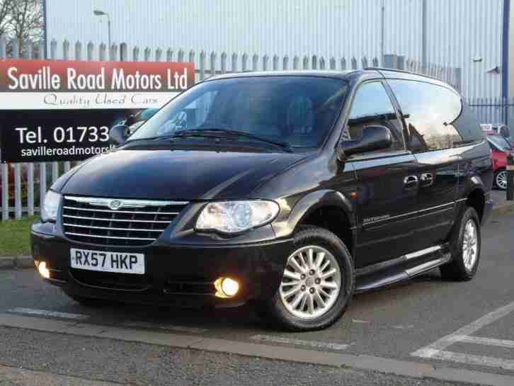 2008 Chrysler Grand Voyager 2.8 CRD LX 5dr