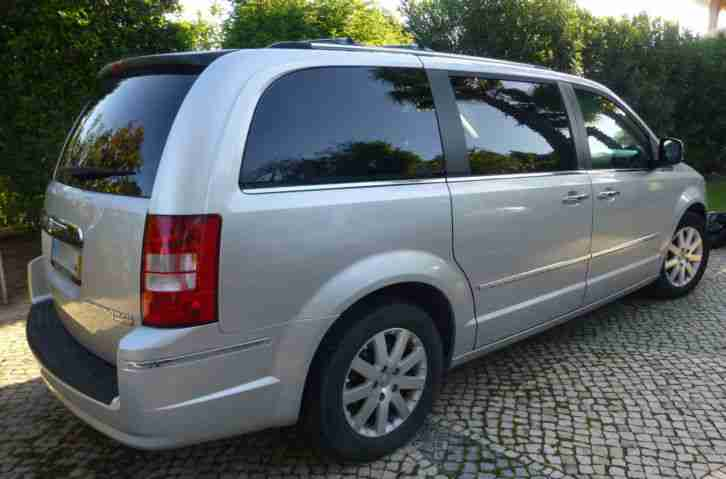 2008 Grand Voyager 2.8 CRD Turbo