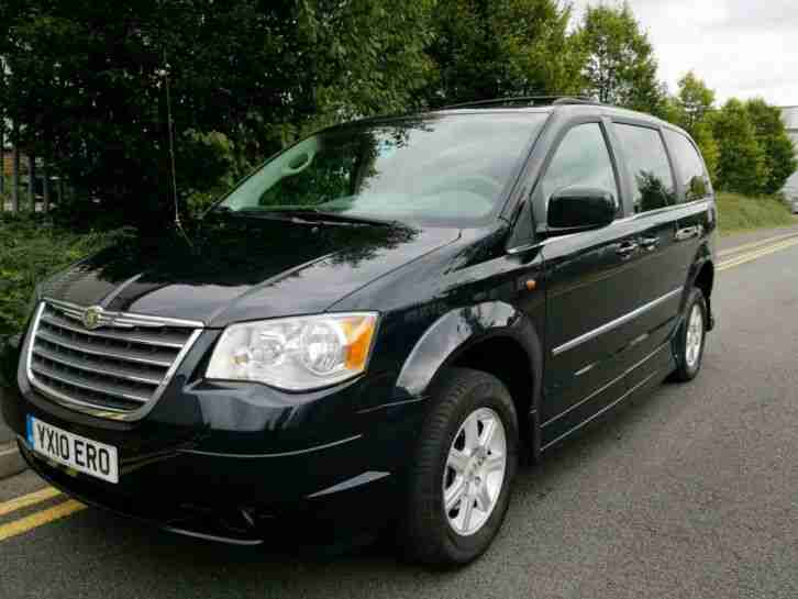 2008 Grand Voyager 3.8 V6 Automatic