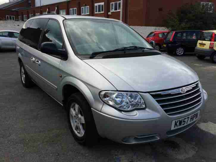 2008 Grand Voyager Executive XS CRD