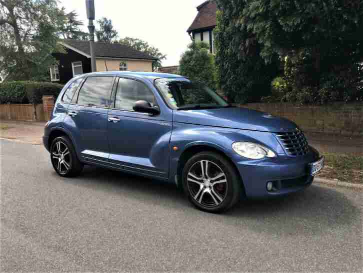 2008 Chrysler PT Cruiser 2.2 CRD Limited 120K + LHD + LEFT HAND DRIVE