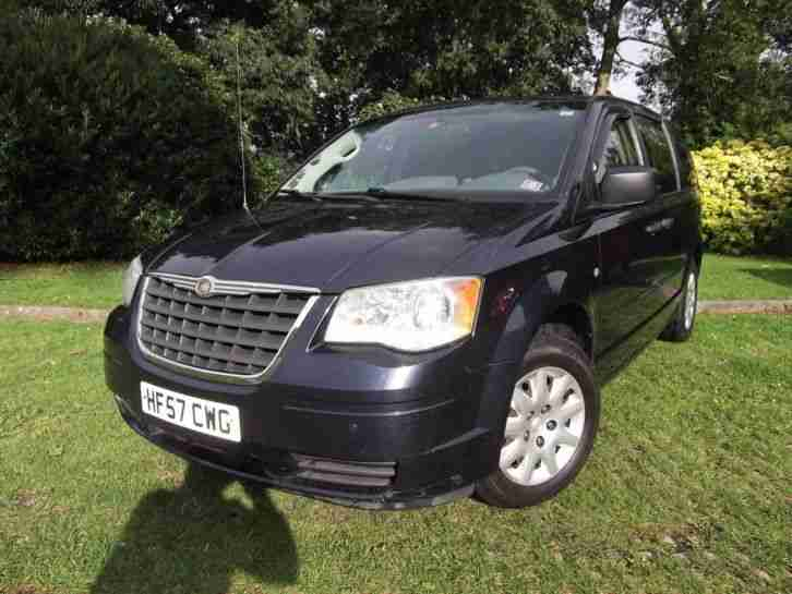 2008 grand voyager 3.3L left hand