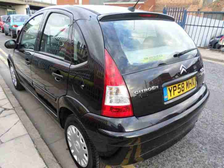 2008 Citroen C3 1.4 HDi Rhythm 5dr 5 door Hatchback