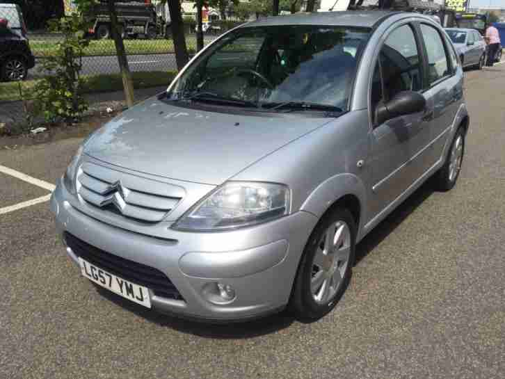 2008 Citroen C3 1.6i 16v auto SX 5 Door Automatic Low Mileage