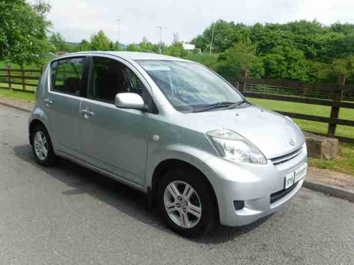 Daihatsu 2008 Sirion 1 3se Auto 5 Door High Spec Fully