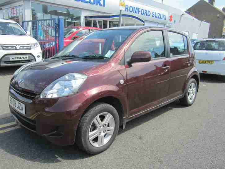 2008 SIRION SE AUTO RED