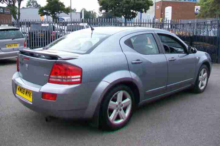 2008 dodge avenger 2 0crd sxt with history car for sale. Cars Review. Best American Auto & Cars Review