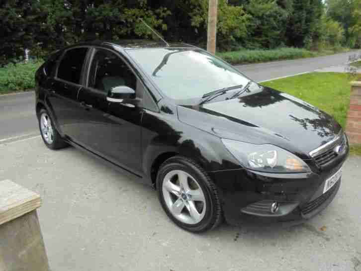 ford 2008 focus 1 8 tdci 115 zetec facelift euro 4 spares or repair no. Black Bedroom Furniture Sets. Home Design Ideas