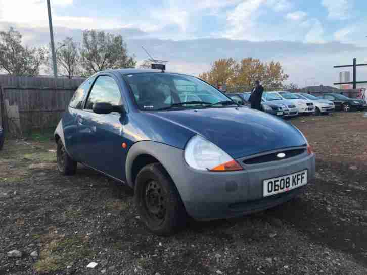 Ford Ka. Other car from United Kingdom