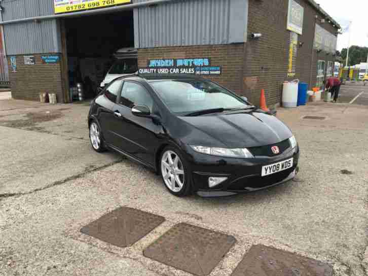 2008 CIVIC TYPE R GT i VEC 3DR,ONLY