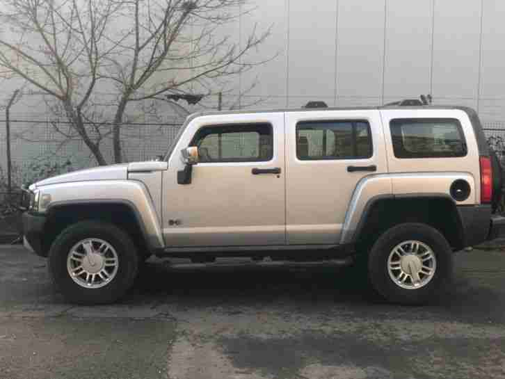 2008 HUMMER H3 3.7 AUTO SERVICE HISTORY CLEAN LHD LEFT HAND DRIVE FRESH IMPORT