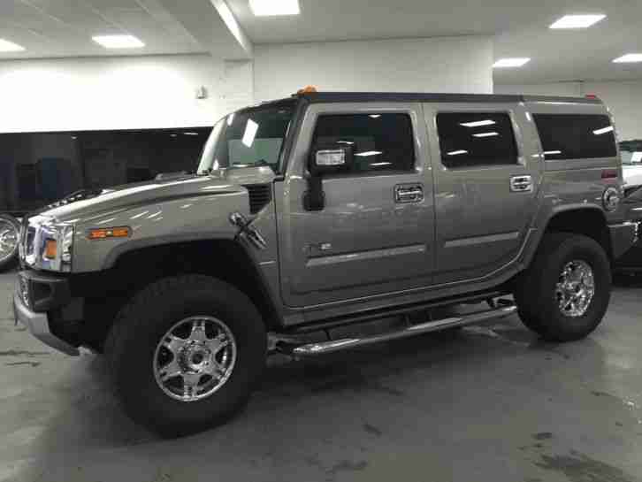 2008 Hummer H2 6.2 Luxury 5dr 4WD FACELIFT MODEL