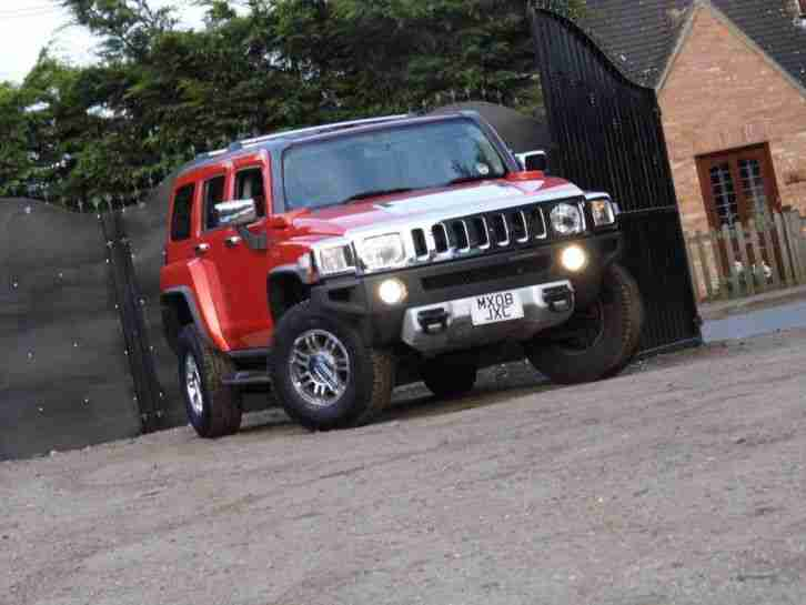2008 Hummer H3 3.7 Luxury 5dr