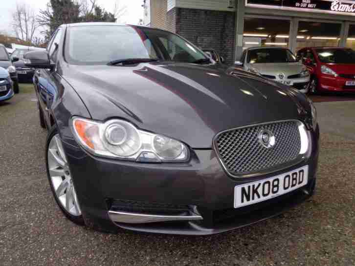 jaguar 2008 xf premium luxury 2 7d v6 auto navigation saloon diesel. Black Bedroom Furniture Sets. Home Design Ideas