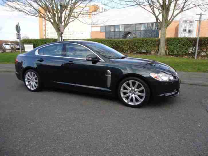 jaguar 2008 xf premium luxury v6 saloon petrol car for sale. Black Bedroom Furniture Sets. Home Design Ideas