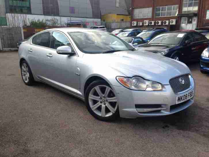 jaguar 2008 xf 2 7 td luxury 4dr car for sale. Black Bedroom Furniture Sets. Home Design Ideas