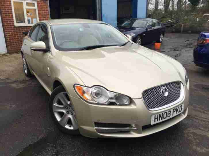 jaguar 2008 xf 2 7 td premium luxury 4dr car for sale. Black Bedroom Furniture Sets. Home Design Ideas