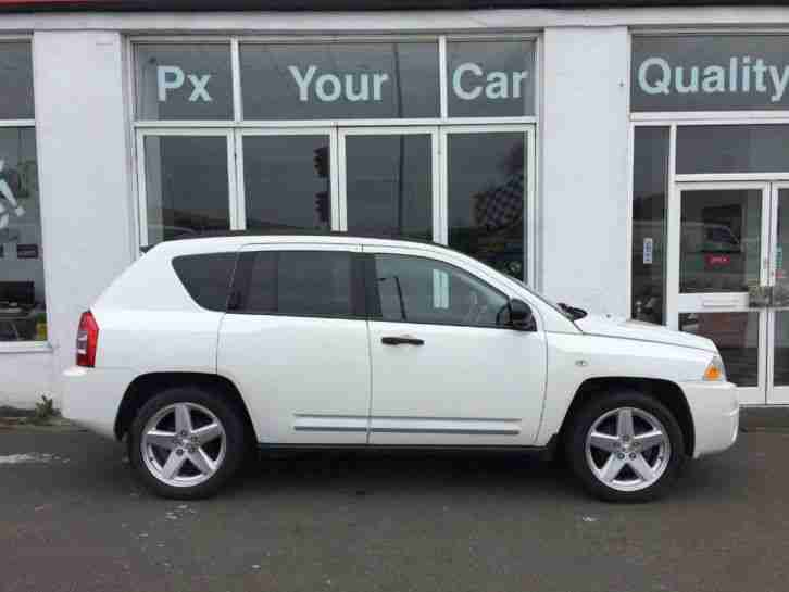2008 Jeep Compass 2.4 Limited Station Wagon 5dr