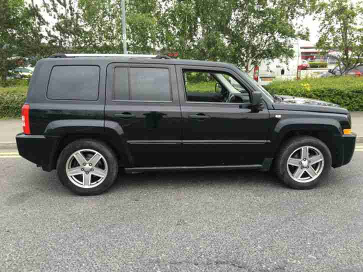 jeep 2008 patriot 2 0crd limited 4x4 diesel car for sale. Black Bedroom Furniture Sets. Home Design Ideas