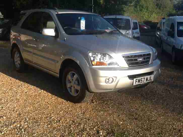 2008 SORENTO 2.5CRDI XS MANUAL 4X4 FULL