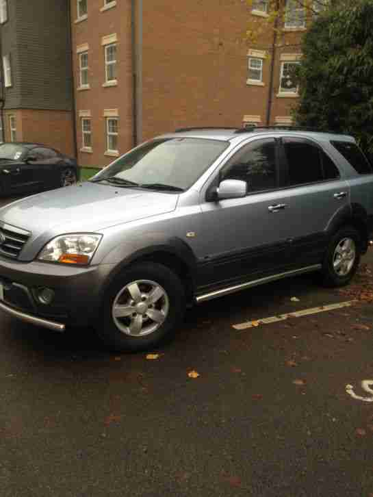 2008 KIA SORENTO XS 2.0L TDI AUTO FULL LEATHER