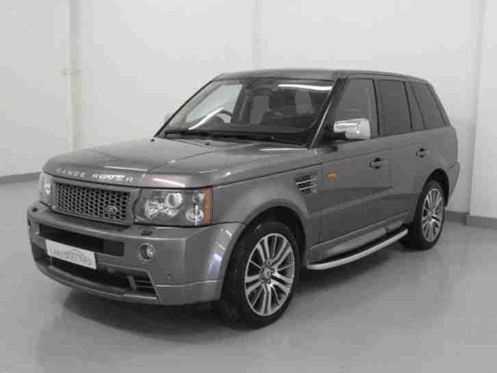 2008 land rover range rover sport 3 6 tdv8 sport hst 4x4 diesel car for sale. Black Bedroom Furniture Sets. Home Design Ideas