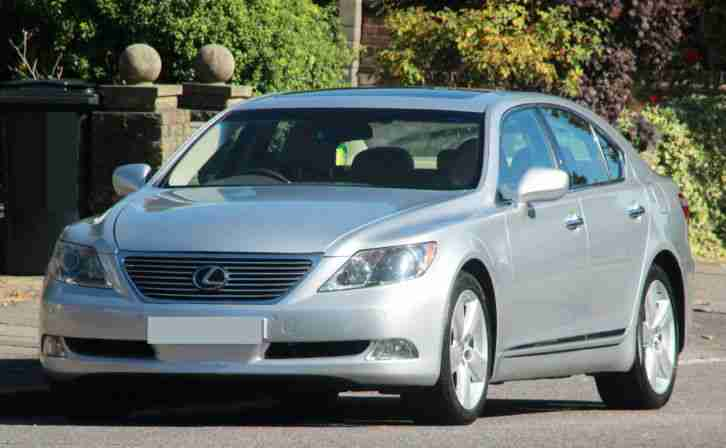 2008 LEXUS LS460 SPECIAL EQUIPMENT L A - STUNNING FLAGSHIP CAR - LOW MILES