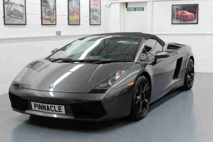 Lamborghini Gallardo. Lamborghini car from United Kingdom