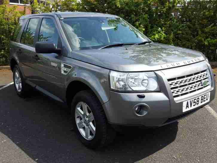 2008 land rover freelander td4 gs car for sale. Black Bedroom Furniture Sets. Home Design Ideas