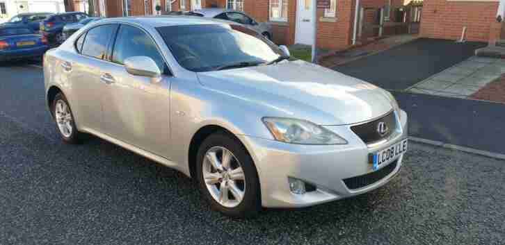 2008 Lexus IS 220d 2.2TD ( Multimedia )