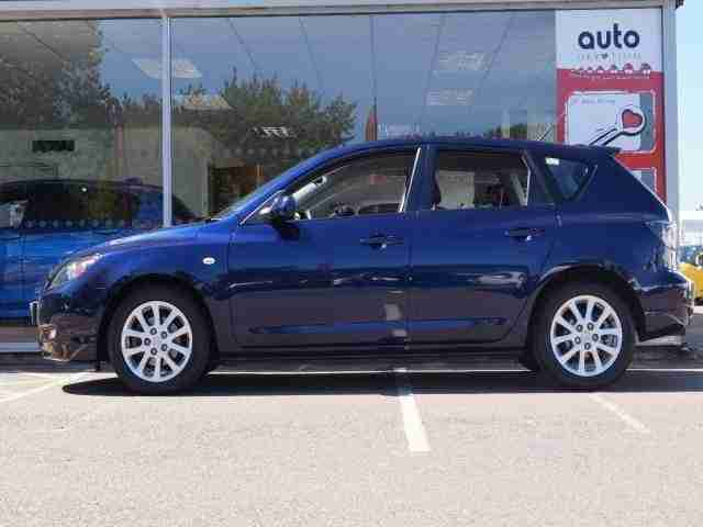 mazda 2008 3 hatchback manual car for sale. Black Bedroom Furniture Sets. Home Design Ideas