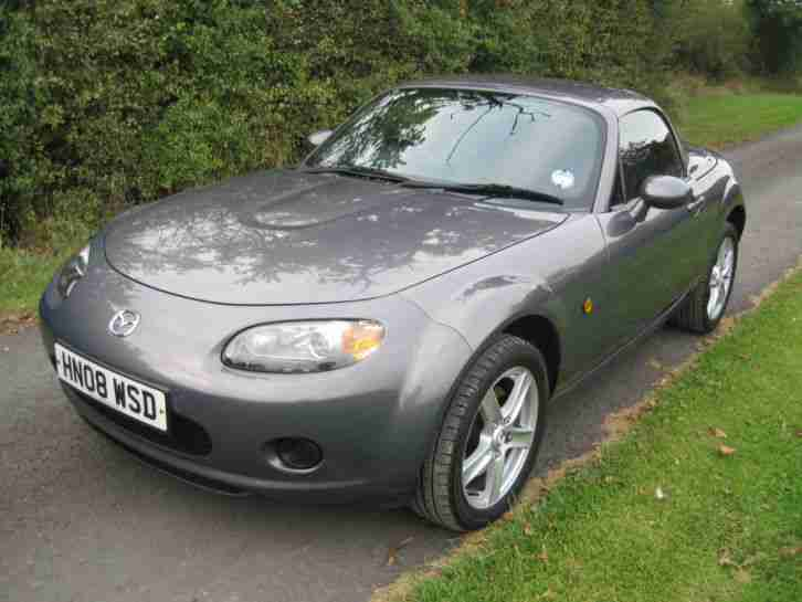 2008 MX5 1.8 CONVERTIBLE WITH OPTION